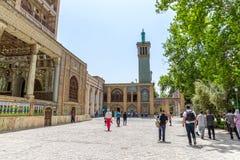 Golestan Palace exterior Edifice of the Sun Stock Photos