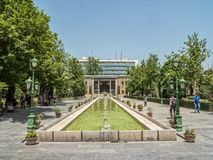 Golestan Palace Exterior Royalty Free Stock Images