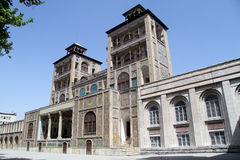 Golestan palace. Facade of Golestan palace in Tehran, Iran Stock Photography