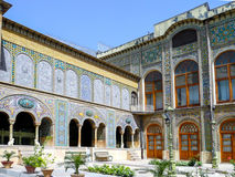 Golestan Palace. In Teheran, Iran Stock Photography