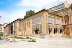 Golestan palace, Tehran Stock Photography