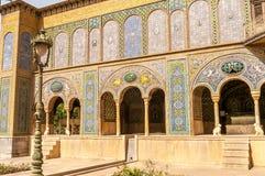 Golestan Palace - Tehran Royalty Free Stock Image