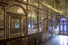 Golestan palace Stock Photo