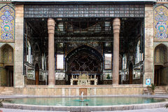 Golestan palace Royalty Free Stock Photo
