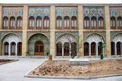 Golestan palace Royalty Free Stock Images