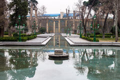 Golestan palace Stock Image