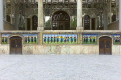 Golestan Palace, Tehran, Iran Stock Image