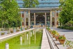 Golestan Palace Royalty Free Stock Images