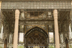 Golestan Palace, Tehran, Iran Stock Images