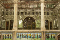 Golestan Palace, Tehran, Iran Stock Photos