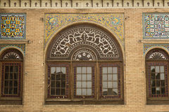 Golestan Palace, Tehran, Iran Royalty Free Stock Photography