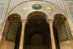 Golestan Palace, Tehran, Iran Stock Photography