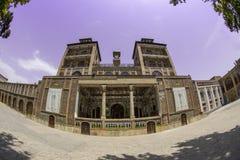 Golestan Palace in Tehran royalty free stock image