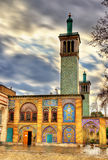 Golestan Palace, a UNESCO Heritage Site in Tehran. Iran Stock Photography