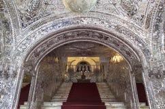 Golestan slott i Teheran, Iran Arkivbild