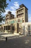 Golestan slott i Teheran, Iran Royaltyfri Bild