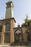 Golestan slott i Teheran, Iran Royaltyfri Fotografi