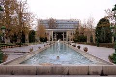 Golestan slott, Tehran, Iran Royaltyfri Foto