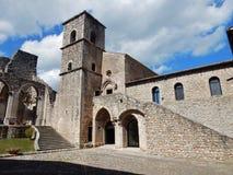 Goleto - Abbey Church fotografia stock libera da diritti