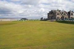 Golf Ñourse Photo stock