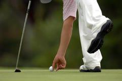 Golf_04 Fotos de archivo libres de regalías