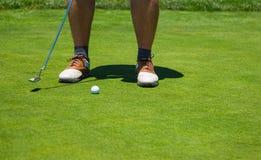 Golf Stock Afbeeldingen