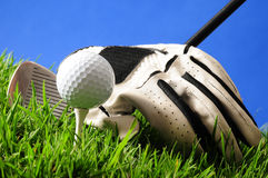 Golf. Stock Photo