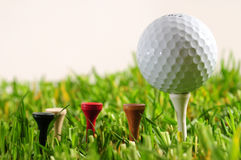 Golf. Stock Image