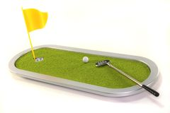 Golf Stock Images
