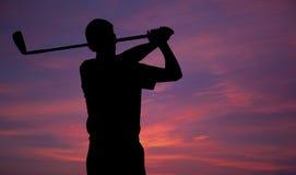 golf Royaltyfri Bild