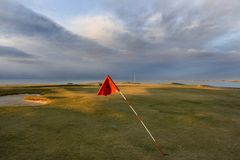 Golf Photographie stock libre de droits