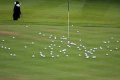 Golf Fotografia Stock Libera da Diritti