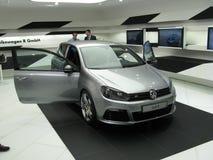 Golf 2011 de Volkswagen R Imágenes de archivo libres de regalías