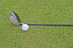 Golf Lizenzfreie Stockfotos