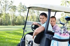 Golf Royalty Free Stock Images