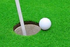 Golf Foto de archivo