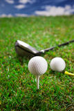 Golf! Royalty Free Stock Photo
