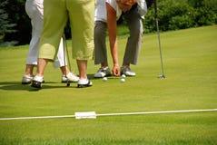 Golf Stock Foto's