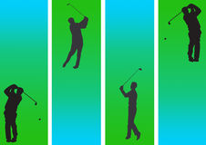 Golf 3 Royalty Free Stock Photo