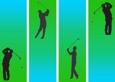 Golf 3 Photo libre de droits
