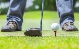 Golf Lizenzfreies Stockfoto