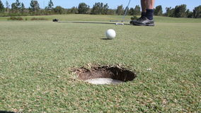 Golf 2 almacen de metraje de vídeo