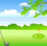Golf Royalty-vrije Stock Foto