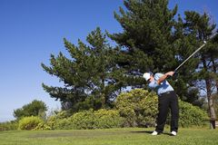 Golf #43 Royalty Free Stock Photography