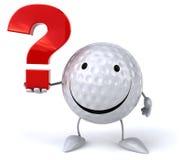 Golf stock illustrationer