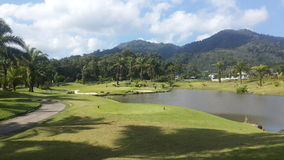 Golf Zdjęcie Royalty Free