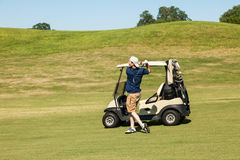 Golf photographie stock