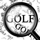 Golf Obraz Stock