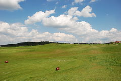 Golf Royalty-vrije Stock Afbeelding
