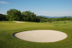 Golf Royalty-vrije Stock Fotografie